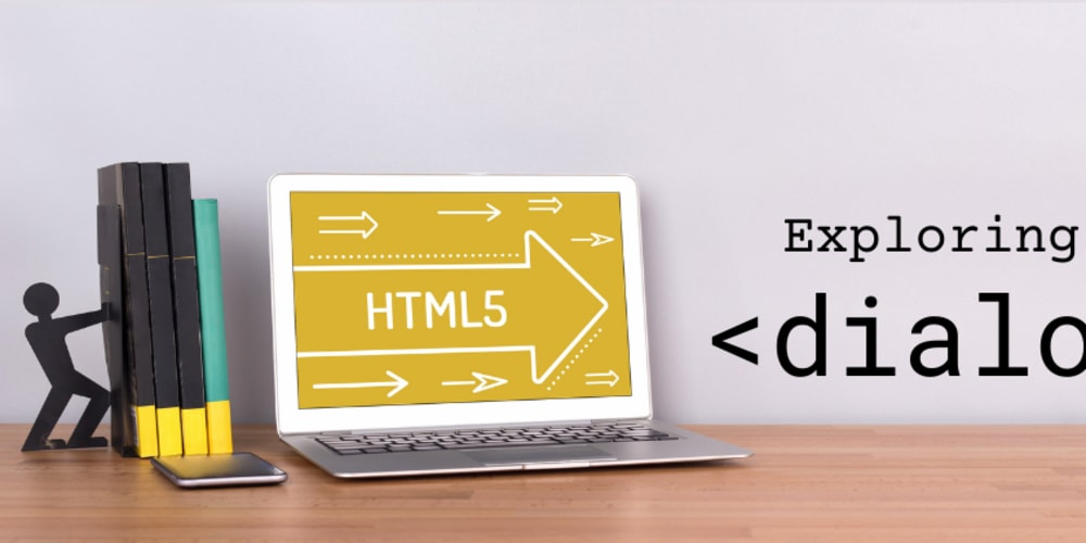 Exploring HTML dialog element with examples